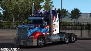 GTM KENWORTH T610 V1.5 1.31.x Mod For American Truck Simulator, ATS