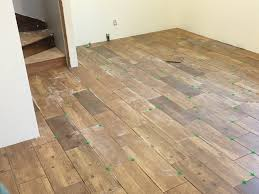 100 Victorian Home Renovation Wood Look Tile Floors