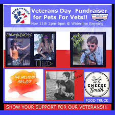 100 Food Truck Tv Show VETERANS DAY CONCERT Fundraiser For PETS FOR VETS