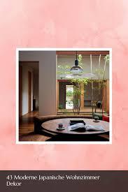 43 moderne japanische wohnzimmer dekor oha yatch
