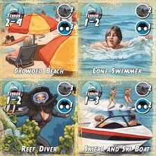 Sample Images 1 2 3 4 Shark Island Board Game