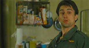 Taxi Robert Deniro Taxidriver GIF On GIFER