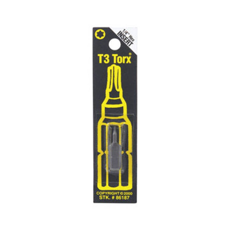 Best Way Tools T3 Torx Security Bit
