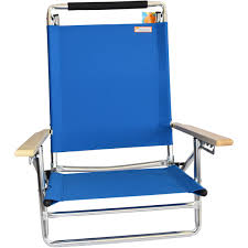 5 position layflat foldflat beach chair pacific blue by jgr copa