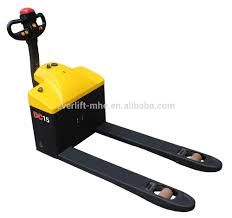 100 Walkie Pallet Truck 15t Type Electric Powered Jack Mini