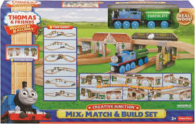Thomas And Friends Tidmouth Sheds Wooden Railway by Thomas And Friends Wooden Railway Mr Toys Toyworld