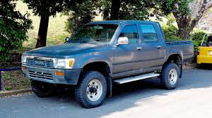 1991 Toyota Hilux Pickup Double Cab Diesel 4x4 (USA Import) Japan ... Well Heres What A Genuine Toyota Hilux Diesel Sells For In America Pickup Trucks Best Of 20 Toyota Tundra Def Truck Auto 2017 Review Rendered Price Specs Release Date Overview Features Europe 5 Disnctive Features Of 2019 Tacoma Diesel 13motorscom New Engine Carmodel Pinterest 2018 Titan Xd Fullsize With V8 Nissan Usa Top Speed W Lift On X Fuel Rhyoutubecom Trucks Used For Sale Northwest Fullsize Pickups Roundup The Latest News Five Models 10 Used And Cars Power Magazine