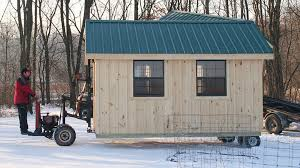 Mule 4 Shed Mover by Shed Mule Coop Delivery Horizon Structures