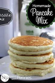 Krusteaz Pumpkin Pancake Mix Where To Buy by Homemade Pancake Mix Recipe