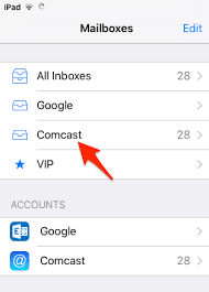 How to Setup cast Email on Your iPhone or iPad