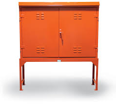 Stanley Vidmar Cabinet Drawer Dividers by Outdoor Storage Cabinet With Angle Frame Base Our Heavy Duty