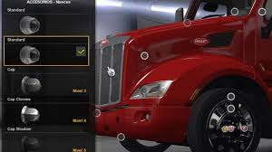 100 Trucks With Rims CUSTOMS RIM And TIRE V12 Mod American Truck Simulator Mod ATS Mod