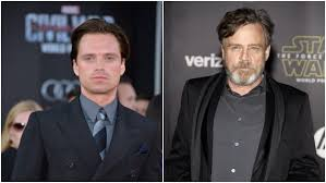 Interweb Denizens Noticed Long Ago That There Is A Striking Resemblance Between Captain America Actor Sebastian Stan And Star Wars Legend Mark Hamill