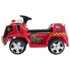 100 Radio Flyer Fire Truck Amazoncom Ride On Toy For Kids Battery Powered Ride