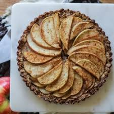 This Spiced Apple Tart Is Gluten Free Vegan And Healthy Enough To Be