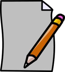 Paper Clip Art at Clker vector clip art online royalty free