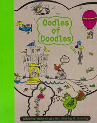 Oodles Of Doodles Drawing Books Parragon 9781472311306 Amazon