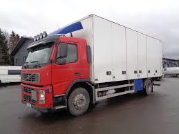 100 24 Box Truck For Sale Used Volvo FM 9 4x2 Kylkiaukeava Box Trucks Year 2004 Price
