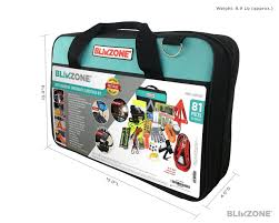 Blikzone 81- Pc Auto Roadside Assistance Emergency Essentials Car ... Roadside Assistance Auto Emergency Kit First Aid Inex Life How To Make A Winter For Your Car Building Or Truck Ordrive News And With Jumper Cables Air Hideaway Strobe Lights Automotives Blikzone 81 Pc Essentials Amazoncom Lifeline 4388aaa Aaa Excursion Road 76piece 121piece Compact Kit4406 The Home Depot Cartruck Survival 2017 60 Piece Set Deal Guy Live Be Ppared With Consumer Reports