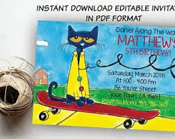 Pete The Cat Classroom Themes by Pete The Cat Etsy