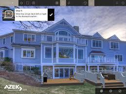 Deck Designing by Designing Your Dream Deck Now Even Easier With Azek Deck Designer