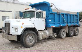 1992 Mack RD688S Quad Axle Dump Truck   Item H6509   SOLD! S... Peterbilt Dump Trucks For Sale 2011 Freightliner Scadia 2768 Er Truck Equipment Dump Trucks Vacuum And More For Sale For Sale N Trailer Magazine 2019 Intertional Hx620 1135 Force 1 On Twitter 2007 Mack Ctp713 Quad Axle In Ky Or F550 As Well Bodies Together Kenworth Custom T800 Quad Axle Dump Big Rigs Pinterest 2008 Columbia 120 2645 2646 Used 2000 Sterling Lt9522 1644 In Indiana