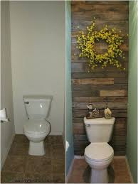 Half Bath Decorating Ideas Pictures by Decorating Bathroom Decorating Ideas Pinterest Recycled Wood
