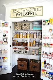 organizing pantry closet ideas Nice Pantry Organization Ideas