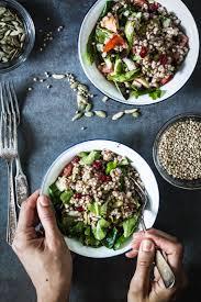 Japanese Pumpkin Salad Recipe by Buckwheat Veggie Salad Eat Good 4 Life