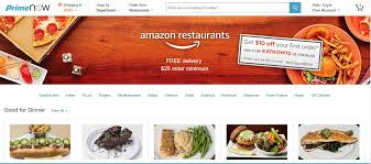 Seven Lamps Atlanta Burger by Roll Out The Fleet Amazon Brings Food Delivery To Atlanta
