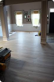Wood Floor Cupping In Kitchen by Would I Do It Again The Floors From Thrifty Decor