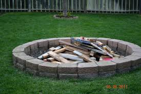 Outdoor Fire Pits Pictures Menards - Lawratchet.com Diy Outdoor Fire Pit Design Ideas 10 Backyard Pits Landscaping Jbeedesigns This Would Be Great For The Backyard Firepit In 4 Easy Steps How To Build A Tips National Home Garden Budget From Reclaimed Brick Prodigal Pieces Best And Free Fniture Latest Diy Building Supplies Backyards Stupendous Area And Of House