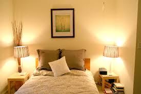 bedroom interior exciting plan in decorating dark walnut bedside