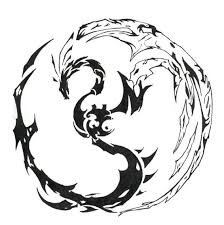 The Other Symbolism Of Dragon Tattoo Art Is Good Luck Fortune And Wisdom As How They Are Look Upon In East China Main
