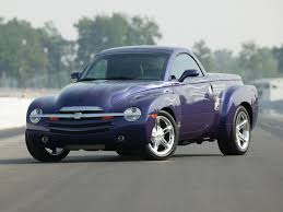 2003 Chevrolet SSR Pickup Convertible - Indy 500 Pace Car - 1280x960