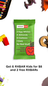 Get 6 RXBAR Kids 2 Free RXBARs For 8 Is A Yummy
