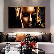 de schwarzafrikanische frauen leinwand malerei