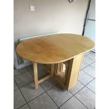Wooden Foldaway Dining Table And Chairs Set | In Sutton Coldfield, West  Midlands | Gumtree
