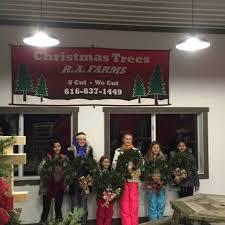 Shells Christmas Tree Farm by R A Farms Home Facebook