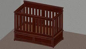 wooden crib designs creative ideas of baby cribs