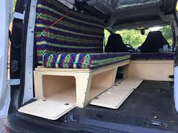 Econoline Blast Cabinet Accessories by Micro Camper Conversion 2015 Lwb Xl Accessories And