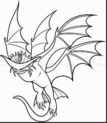Incredible How To Train Your Dragon Coloring Pages With