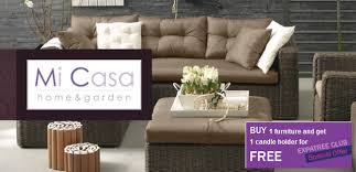 Micasa online outdoor furniture brand store in Shanghai Hot