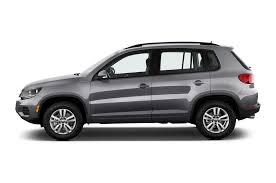 2017 Volkswagen Tiguan Reviews and Rating