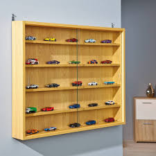 Decoration Wall Mounted Wooden Display Cases Lockable Within Proportions 2250 X