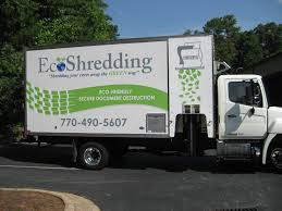 Alpharetta & Atlanta's Best Paper Shredding Company - EcoShredding