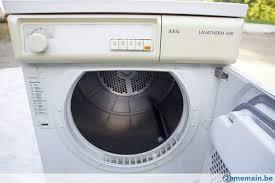 seche linge aeg lavatherm aeg lavatherm 630 seche linge a vendre 2ememain be