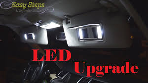 100 Led Interior Lights For Trucks LED Upgrade For Range Rover Sport How To Upgrade