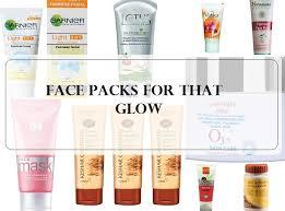 10 Best Skin Whitening Fairness Face Packs in India