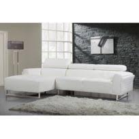 canape d angle en cuir blanc canape angle cuir blanc achat canape angle cuir blanc pas cher